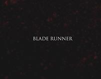 Blade Runner | Títulos de crédito alternativos