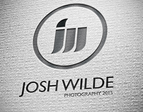 Josh Wilde Photography Logo 1 & 2