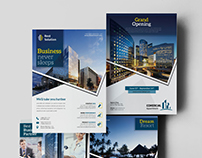 Business Ads Flyer