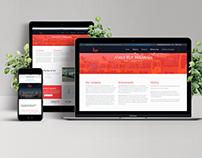 Responsive Web Design for KLR Industries Ltd