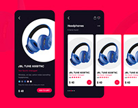Headphones online shopping