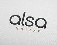 Alsa Mutfak Logo Tasarımı