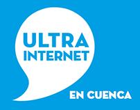 Campaña Digital CNT Ultra Internet en Cuenca