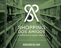 Shopping dos Amigos | Redesign
