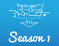 DIGIMON ADVENTURE - Season 1