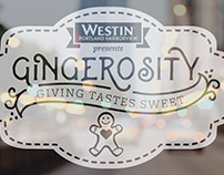Gingerosity Event