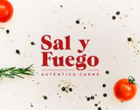 Sal Y Fuego