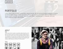 Jason Jara - Portfolio Website