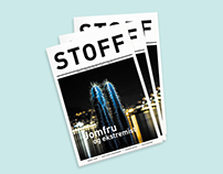 STOFF // Logo and Magazine