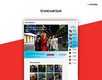 Uživajte analogno | Client: UniCredit Bank