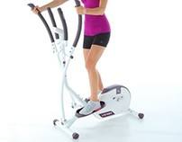 VE 410 & 420 Crosstrainer at Domyos Decathlon