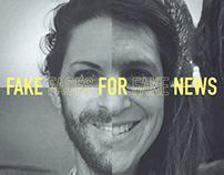 Fake Faces For Fake News
