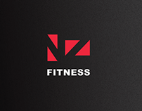 Logo Design: NZ Fitness