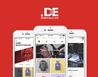 De Herstellung | IOS Ecommerce UI Kit