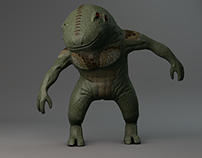 Lizard Creature