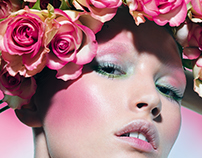 [BEAUTY] Make up : Karine Belly - GLINT Magazine