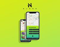 NJörd - Browsing app