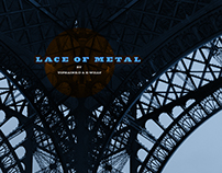 LACE OF METAL by Tiphaine.O & K-Willy