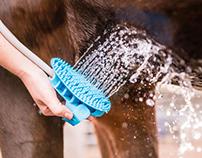 Aquapaw Equine Grooming Tool