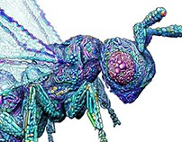 Microbial Wasp