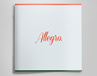 Allegro Incorposul - Branding/catálogo