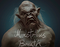 Monstrous Breath - Devil & Detail