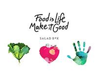 Saladbox - Ending Animation