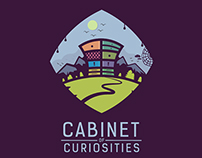 Cabinet of Curiosities Logo