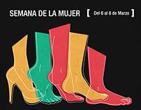 Semana de la Mujer Universidad de Somosaguas, Madrid