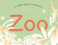 Zoo Typeface
