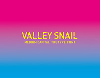 Valley Snail Font