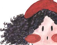 Little Red Riding Hood Book Design