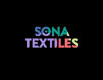 Sona Textiles Branding