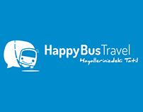 Happybus Travel Branding