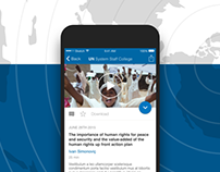 UNSSC - United Nations System Staff College App