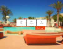 Daily UI | #067 | Hotel Booking
