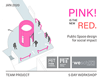 Pink is the new Red : Design for social impact