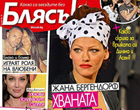 Bliasak magazine covers 2015