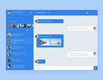 Chat Module Exploration - Light Version