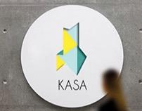 KASA Architacture Signage Design