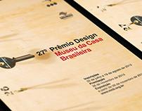 27º Prêmio Museu da Casa Brasileira