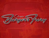 Visual identity - Burger's Fury