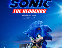 Sonic - The Hedgehog | International Key Art