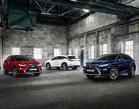 Lexus 2016 RX Hong Kong Launch Campaign