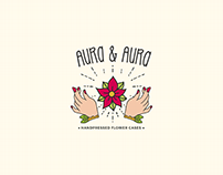 "Aura & Aura ""Handpressed Flower Cases"""