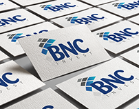 BNC Invest Logo & Business Card Design Project