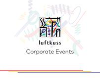 Luftkuss Corporate Events