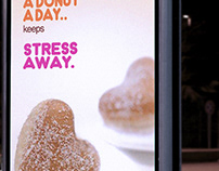 Branding Campaign Dunkin Donuts