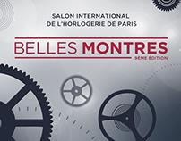 Poster for Salon Belles Montres 2015