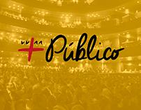 + Público / Branding